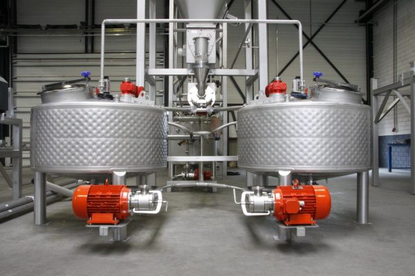 Batter Coating Preparation System