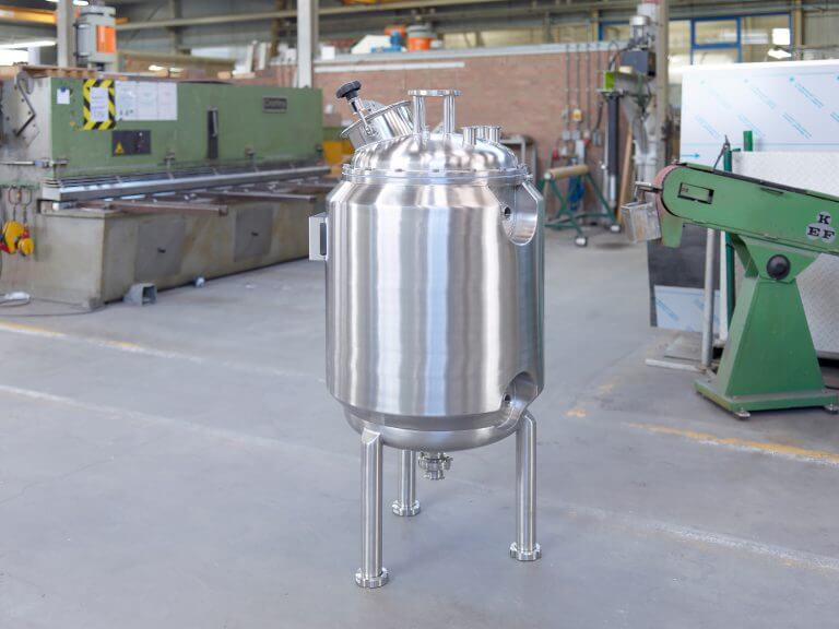 Stainless Steel Storage Tank - small