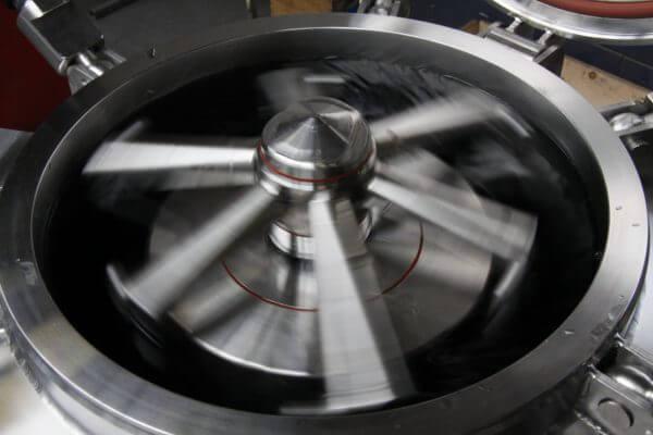 Scraped Surface Heat Exchanger
