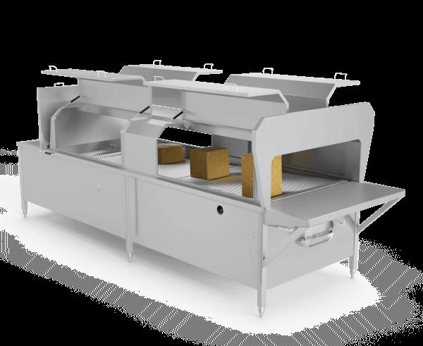 Industrial Melting Unit - render