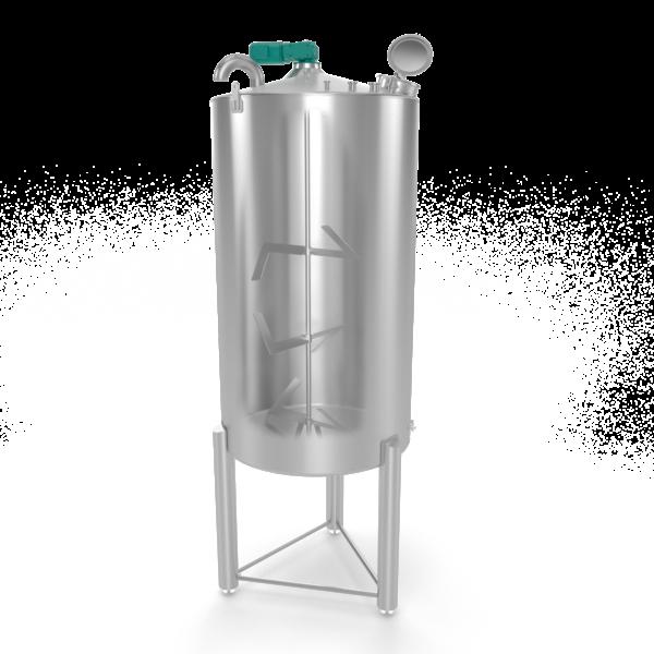 Juice tank - render