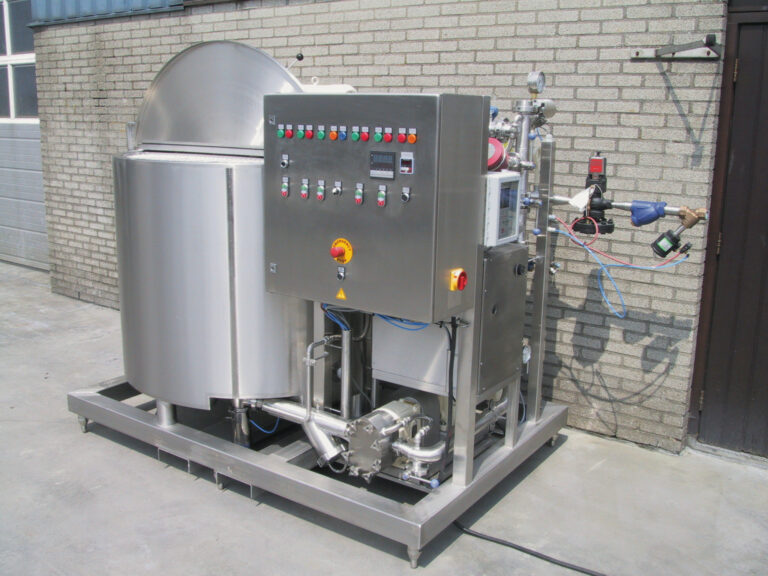 Stainless Steel Skid