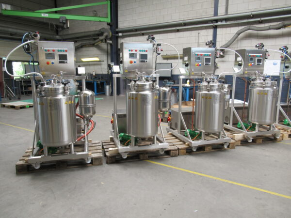 Stainless Steel Skid - mobile