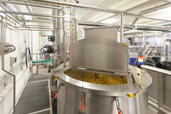 Twee nieuwe kookketels voor Van der Kroon Food Products