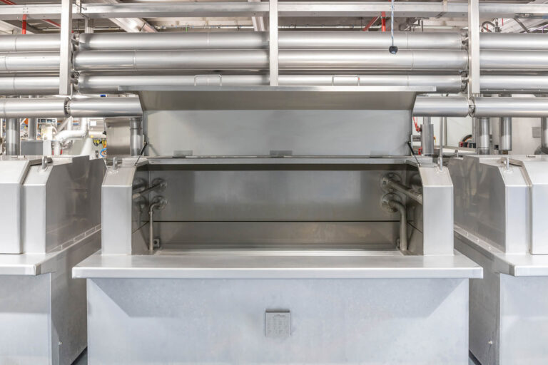 Melting unit - Meltign tank - Gpi De Gouwe