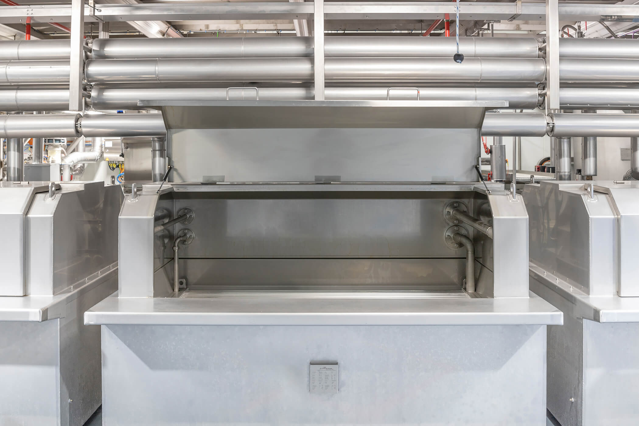Melting unit - Meltign tank - Gpi De Gouwe