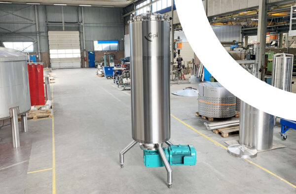 Scraped Surface Heat Exchanger - Kelstream F700