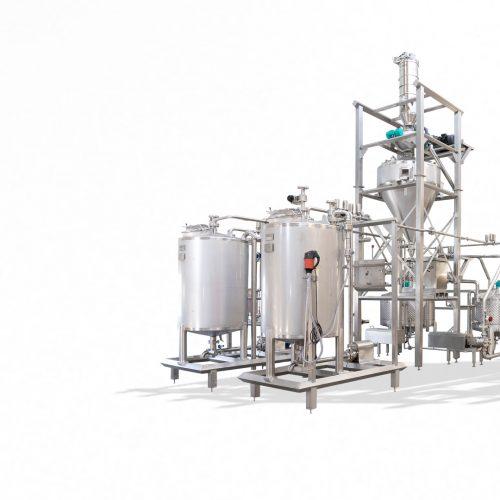 Food process equipment_Gpi De Gouwe